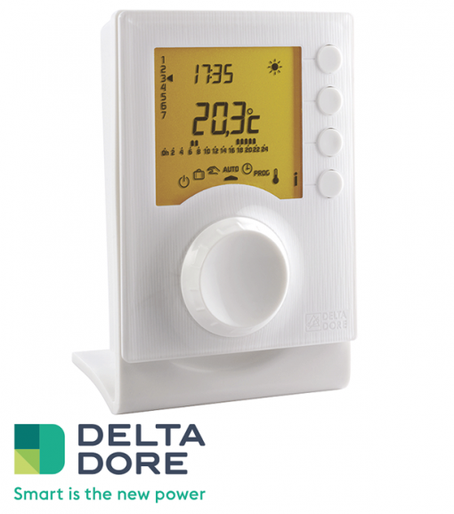 Thermostat programmable Delta Dore